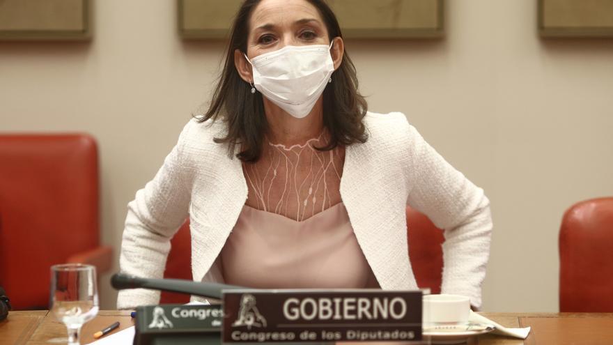 La ministra de Comercio, Reyes Maroto