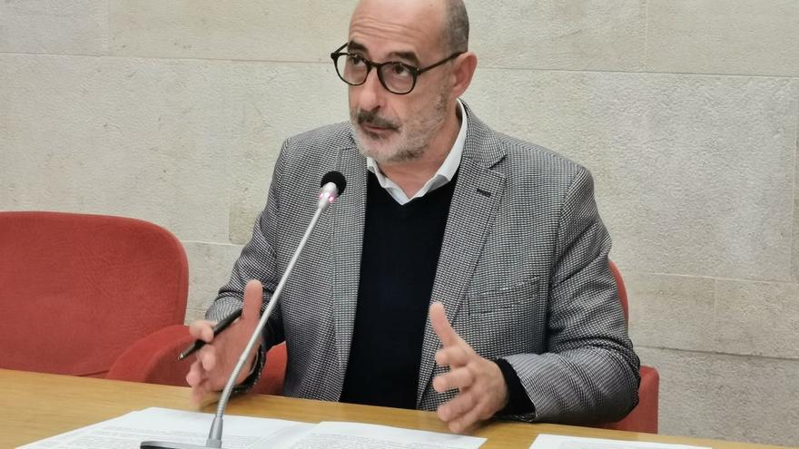 """Cs acusa a PRC-PSOE de usar la 'ley de acompañamiento' para cambiar leyes que """"resultan incómodas"""""""