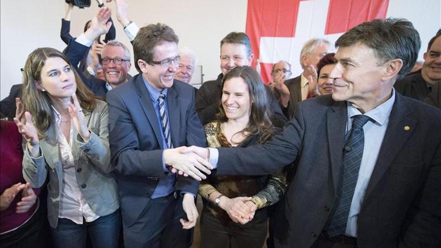 Suiza volverá a limitar la entrada de los europeos a su mercado laboral