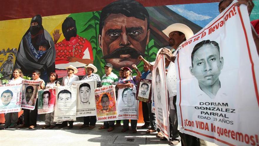 La CIDH define un mecanismo para evaluar la respuesta de México a Ayotzinapa
