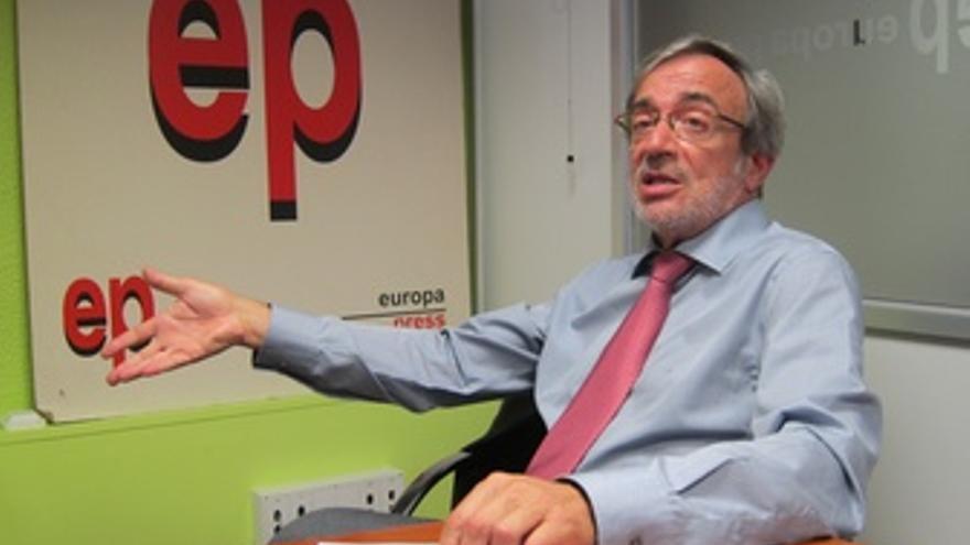 El líder del PSC en el Parlament, Xavier Sabaté.