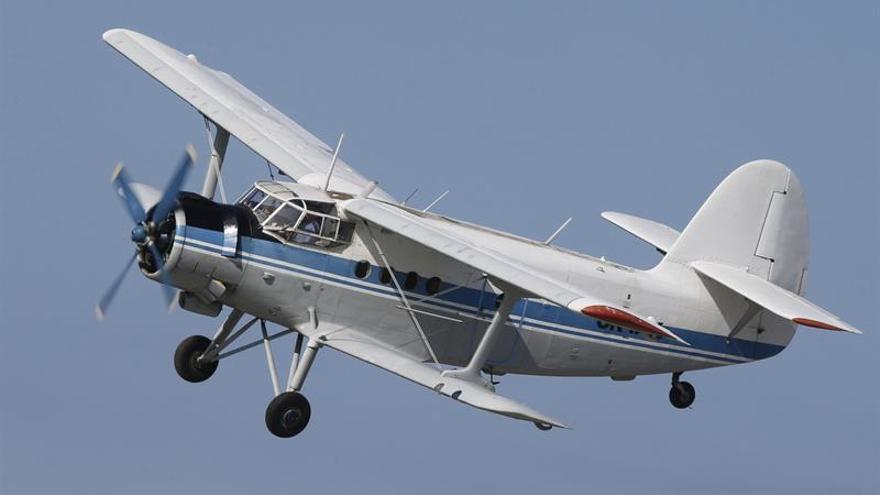 Muere el copiloto de un avión An-2 estrellado en Rusia