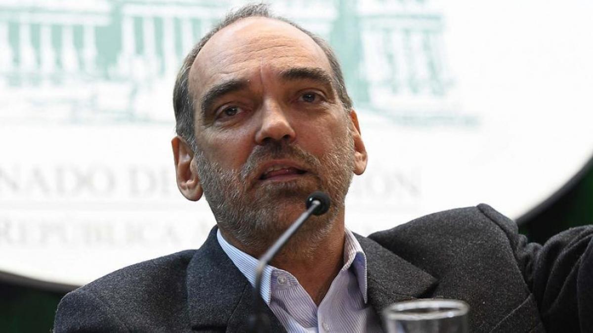 El diputado Fernando Iglesias, de Juntos por el Cambio