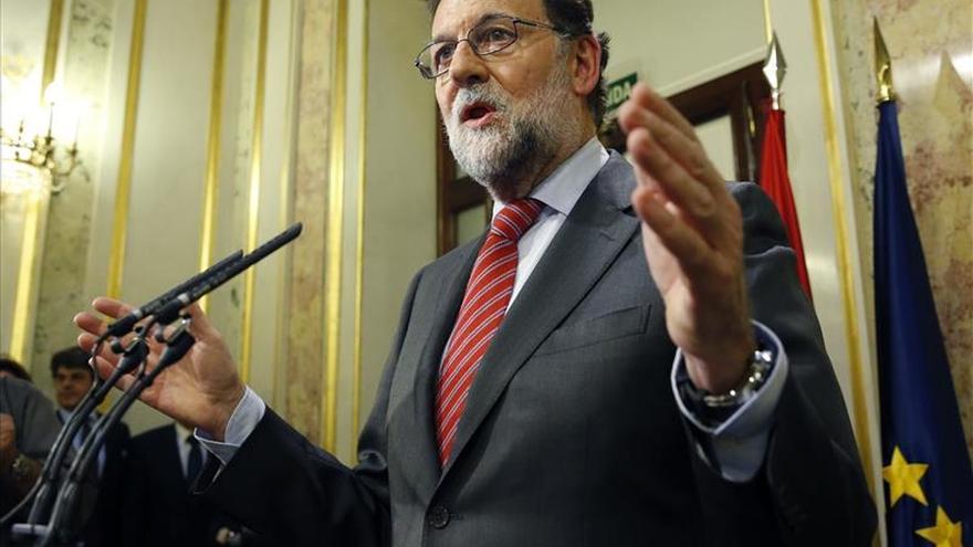 Rajoy insiste a Sánchez que lo mejor para España es un Gobierno presidido por el PP