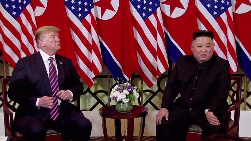 """Trump dice que no tiene prisa con Kim porque quiere el """"acuerdo correcto"""""""