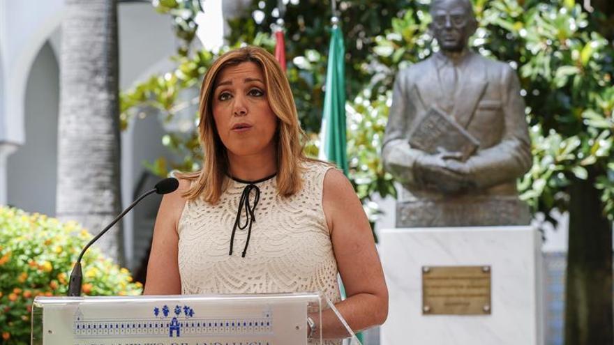 """Díaz reclama abordar """"de una vez por todas"""" la reforma del Estado autonómico"""