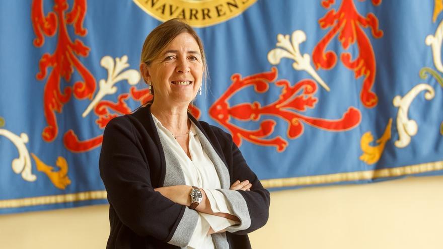 Carmen García Olaverri, elegida defensora de la comunidad universitaria de la UPNA