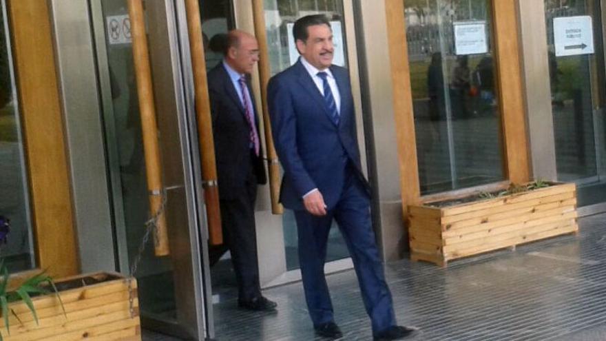 El exvicepresidente de la Diputación de Castellón Francisco Martínez