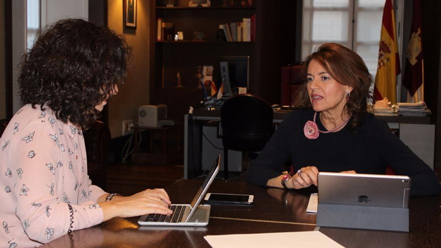 Entrevista a Aurelia Sánchez, Consejera de Bienestar Social