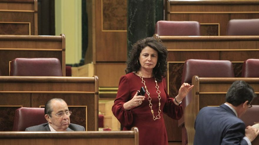 La diputada Matilde Asián. (EUROPA PRESS)