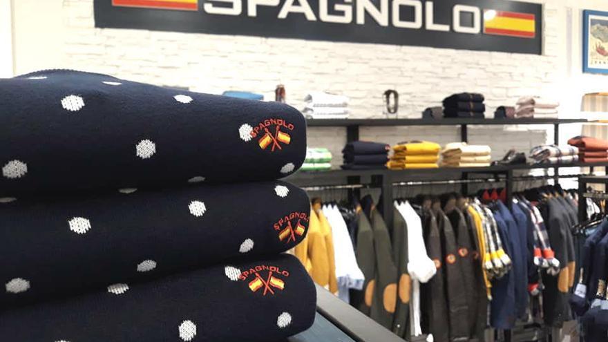 Tienda de la marca Spagnolo