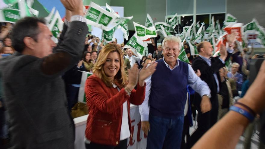 Felipe González dice que si fuera Susana Díaz no se presentaría a la Secretaría General ni como candidata a LA Moncloa