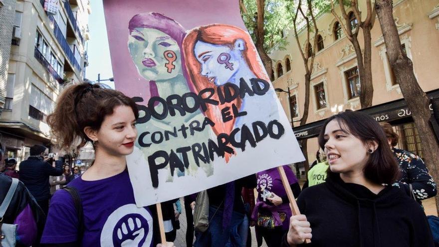 """""""Sororidad contra el patriarcado"""""""