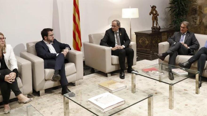 """El Govern ve más """"fría"""" la relación con el Gobierno tras la """"censura"""" de Borrell"""