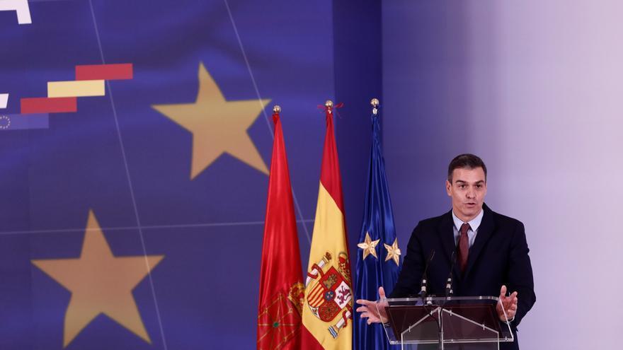 Sánchez homenajea a Ernest Lluch en el 20 aniversario de su asesinato por ETA