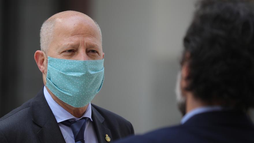 El consejero andaluz Javier Imbroda revela que padeció y superó el coronavirus el pasado mes de marzo