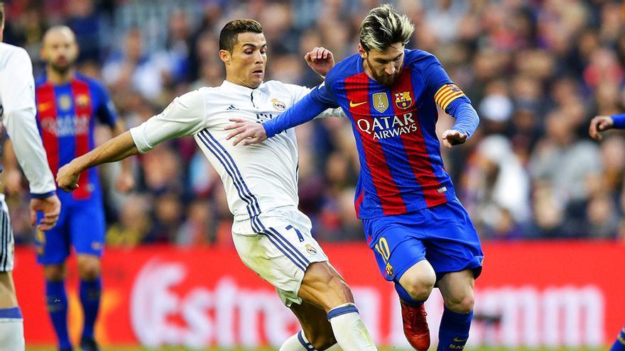 Todos los focos en el clásico Madrid-Barça que emite hoy BeIN