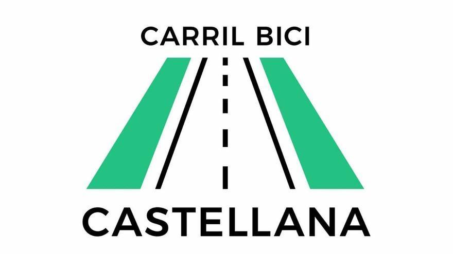 Una plataforma que pide vías ciclistas segregadas para Madrid.