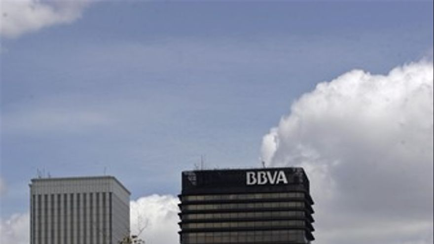 Imagen del BBVA en Madrid