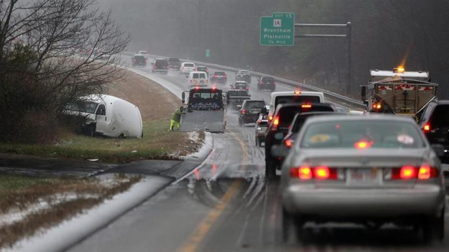 En 2016 se superó la cifra de 40.000 muertos en accidentes de tráfico en EE.UU.