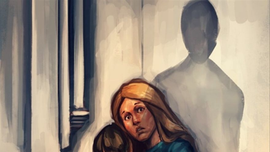 Los animales de familia también son víctimas de la violencia machista. Imagen cedida por VioPet.org