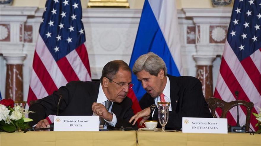 Rusia expresa a EEUU su alarma ante una posible intervención en Siria