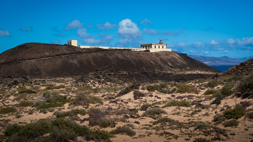 Faro de Martiño, en el norte de la isla. André P. Meyer-Vitali (CC)