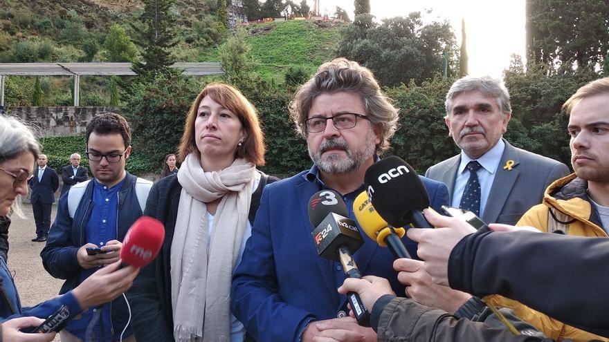 Castellà (Demòcrates) cree que si España no estuviera en la UE el Estado intentaría fusilar a líderes independentistas