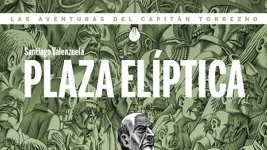 'Plaza Elíptica', De Santiago Valenzuela