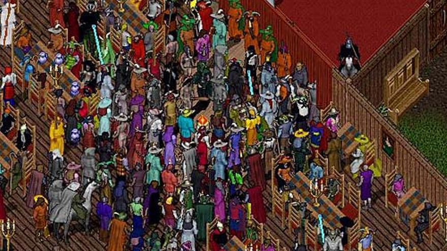 Mucho barullo en Ultima Online