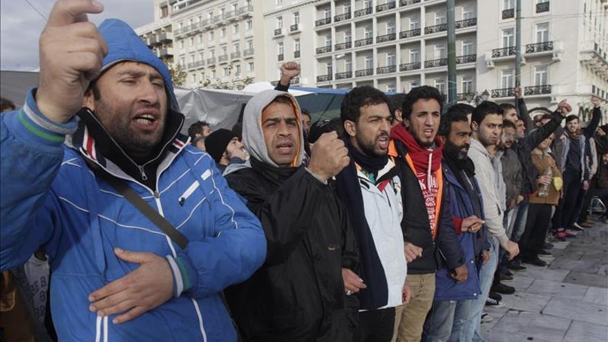 La UE moviliza 40 millones de euros para programas de apoyo a refugiados sirios
