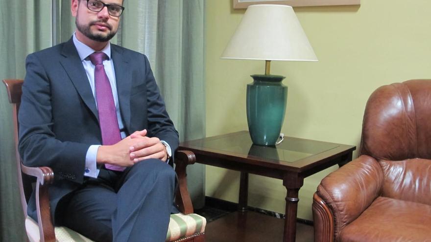 Jordi Pérez es consejero de Promoción Económica, Comercio y Empleo.