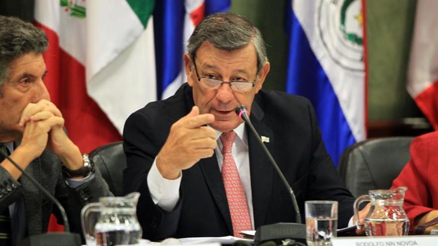 El canciller uruguayo dice que su país busca colaborar ante el drama de Venezuela