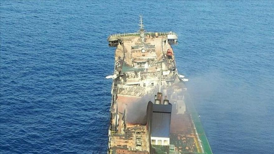 """La Marina Mercante requiere modificaciones al plan para remolcar al """"Sorrento"""""""