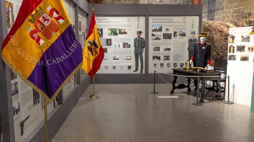 El Museo del Ejército supera los 3 millones de visitantes en una década