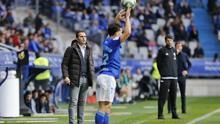 El entrenador del CD Tenerife pide sentido común