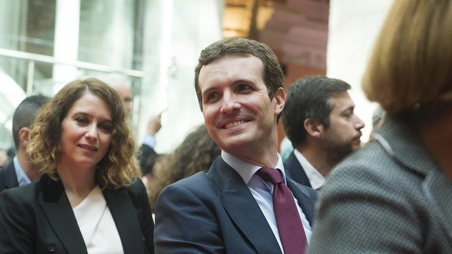 Pablo Casado, en una imagen reciente | PP