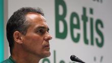 Alexis Trujillo, nuevo entrenador del Real Betis.