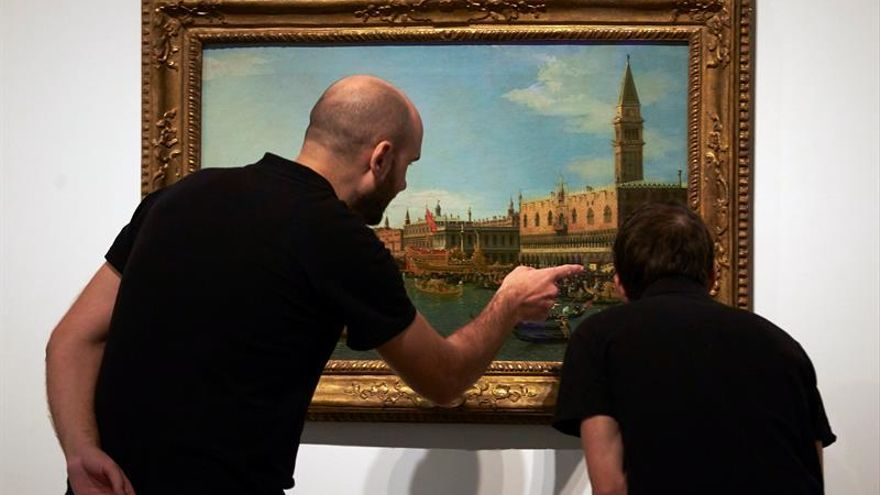 Los tesoros del Thyssen desembarcan en el Caixaforum de Barcelona