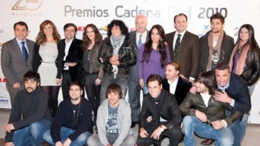 Presentación de los premios. (ACFI PRESS)
