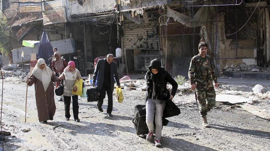 La ONU advierte que sus raciones de comida se han acabado en el este de Alepo