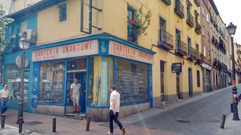 En la calle Pez ¿Sería hoy parte del Madrid barojiano?