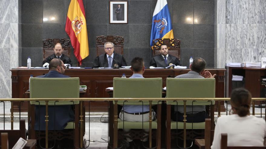 Los peritos declaran en el juicio contra Salvador Alba.