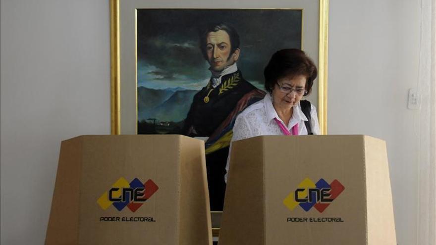 La auditoría de los comicios venezolanos, en directo por internet
