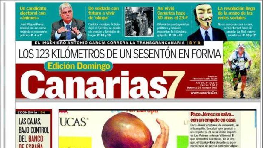 De las portadas del día (20/02/11) #2