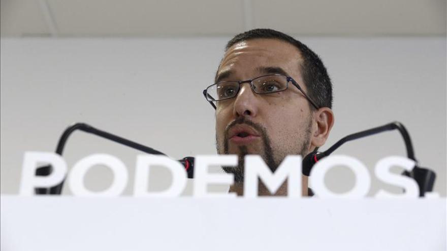Podemos avisa a Garzón de que, si va a primarias, su sitio lo deciden los ciudadanos