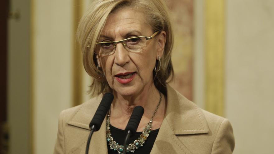 """UPyD pregunta al Gobierno qué """"inexcusables"""" motivos de agenda impiden a Rajoy y Guindos acudir al Foro de Davos"""