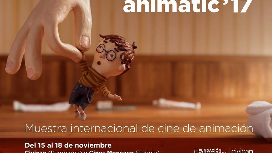 Animatic'17 llevará lo más relevante del cine de animación actual a Pamplona y Tudela