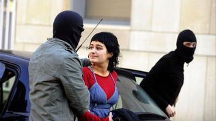 Piden la prohibición de un acto de protesta por la detención de 34 miembros de SEGI