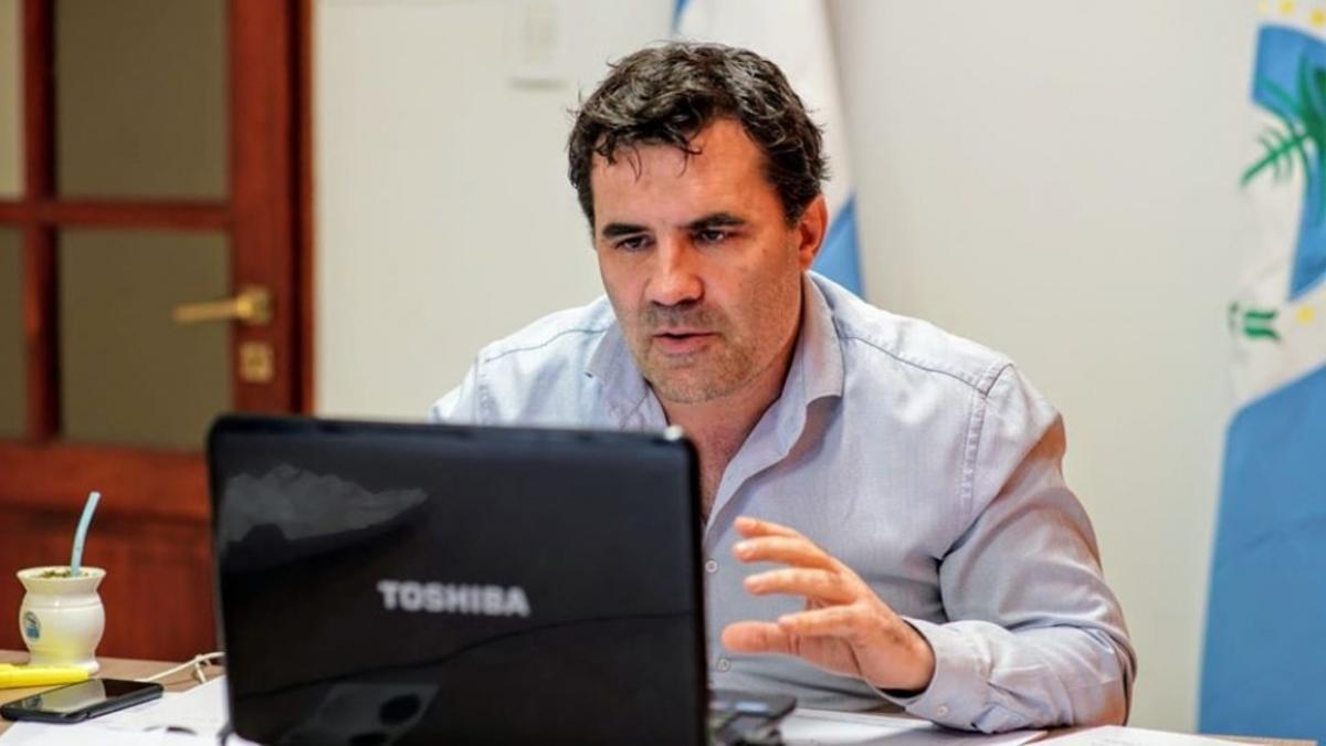 El secretario de Energía, Darío Martínez.
